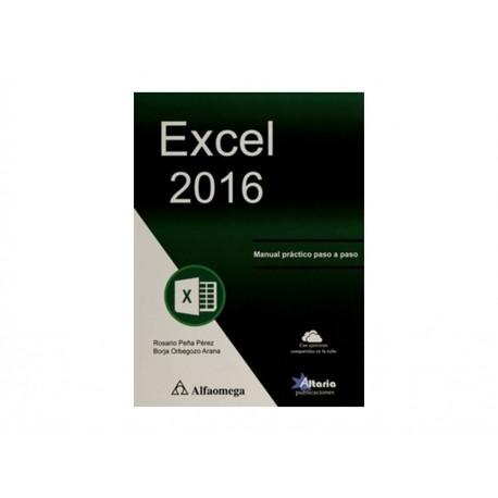 Excel 2016 Manual Práctico Paso a Paso - Envío Gratuito