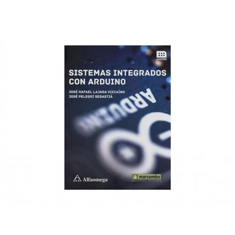Sistemas Integrados con Arduino 1 - Envío Gratuito