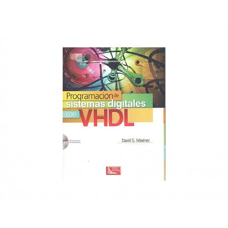 Programación de Sistemas Digitales con Vhdl con CD - Envío Gratuito