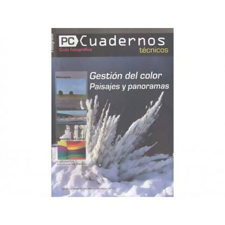 Gestión del Color Paisajes y Panoramas Pc Cuadernos Técnicos - Envío Gratuito