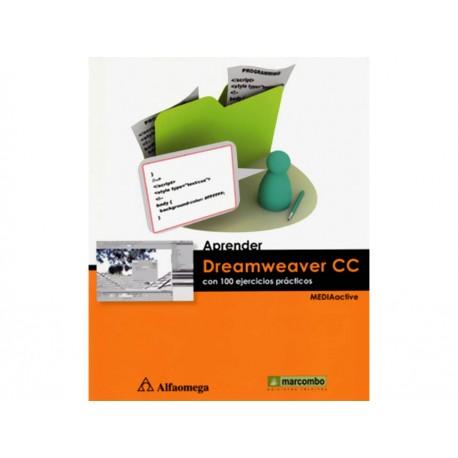 Aprender Dreamweaver Cc con 100 Ejercicios Prácticos - Envío Gratuito