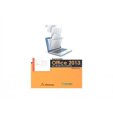 Aprender Office 2013 con 100 Ejercicios Prácticos - Envío Gratuito