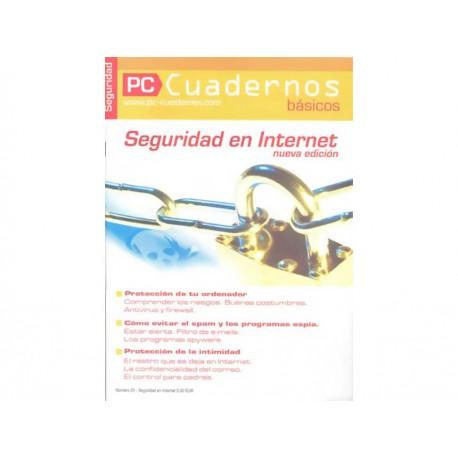 Seguridad en Internet Pc Cuadernos Básicos No 25 - Envío Gratuito