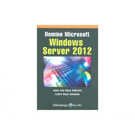 Domine Microsoft Windows Server 2012 - Envío Gratuito