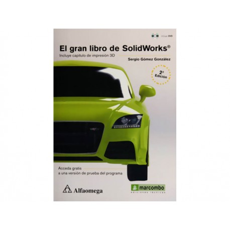El Gran Libro de Solidworks con CD - Envío Gratuito