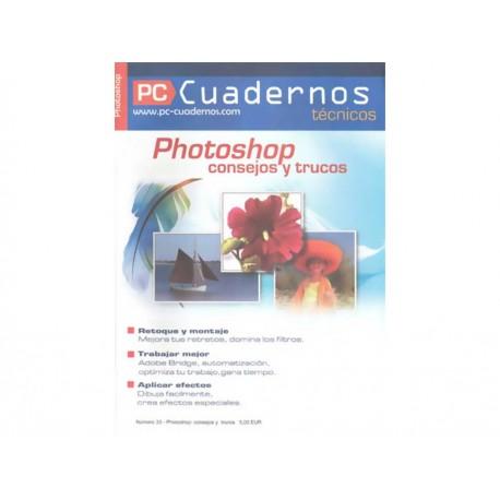 Photoshop Consejos y Trucos Pc Cuadernos Técnicos No 33 - Envío Gratuito