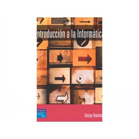 Introducción a La Informática con CD - Envío Gratuito