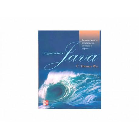 Programación en Java Introducción a la Programación Orientada a Objetos - Envío Gratuito