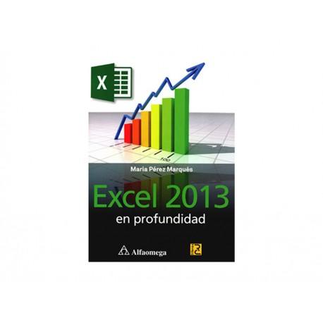 Excel 2013 en Profundidad - Envío Gratuito