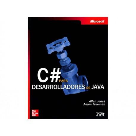 C Para Desarrolladores de Java - Envío Gratuito