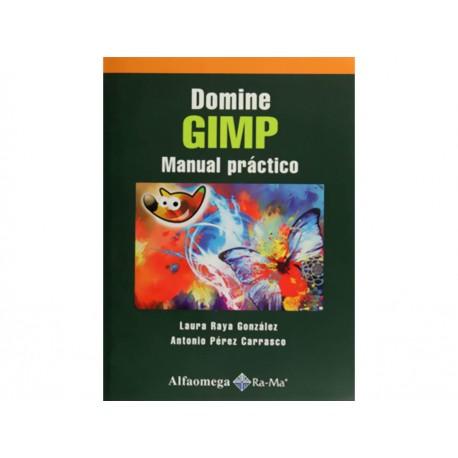 Domine GIMP Manual Práctico - Envío Gratuito