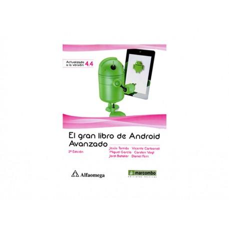 El Gran Libro de Android Avanzado - Envío Gratuito