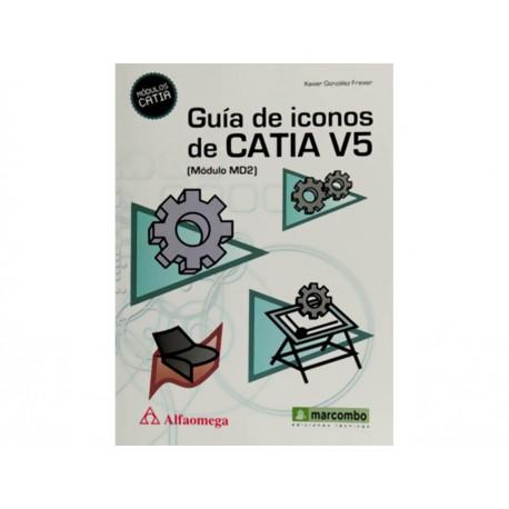 Guía de Iconos de CATIA V5 (Módulo MD2) - Envío Gratuito
