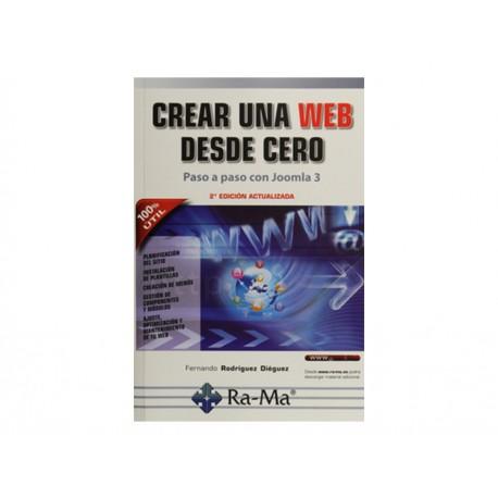 Crea Una Web Desde Cero Paso A Paso Con Joomla 3 - Envío Gratuito