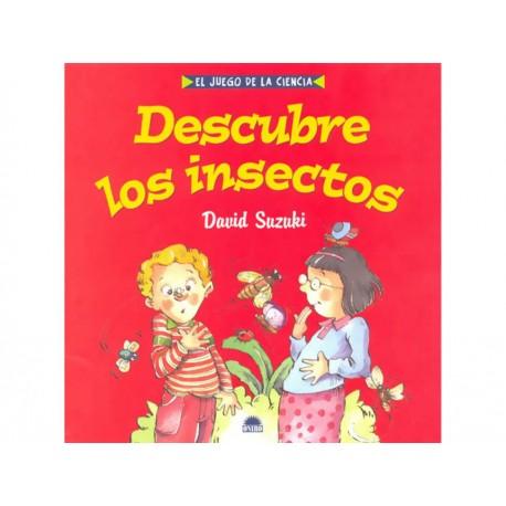 Descubre Los Insectos - Envío Gratuito