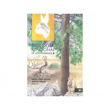 Biología Funcional De Los Animales 2 - Envío Gratuito