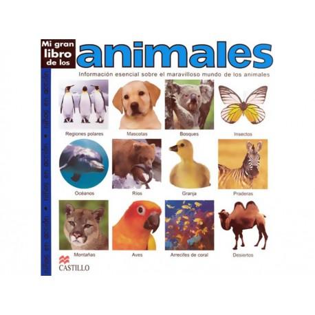 Mi Gran Libro de los Animales - Envío Gratuito