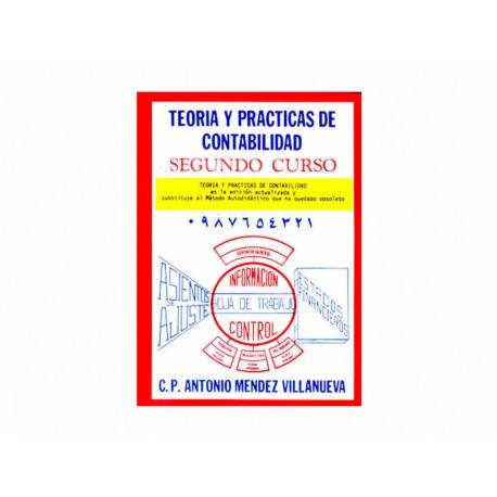 Teoría y Prácticas de Contabilidad Segundo Curso - Envío Gratuito