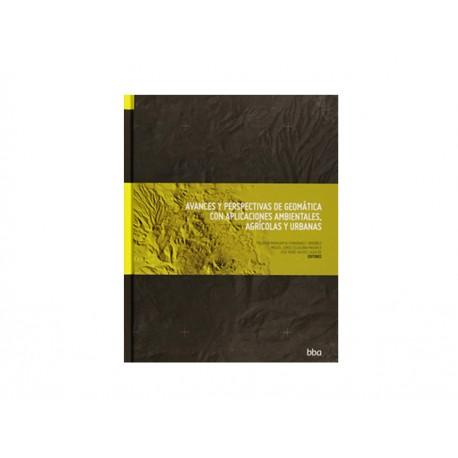 Avances y Perspectivas de Geomatica Con Aplicaciónes - Envío Gratuito