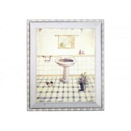 Yee Bath II Litografía Moderna - Envío Gratuito