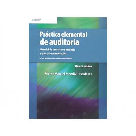 Práctica Elemental de Auditoría - Envío Gratuito