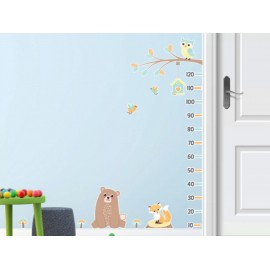 Estatura Animal Vinilo Decorativo - Envío Gratuito