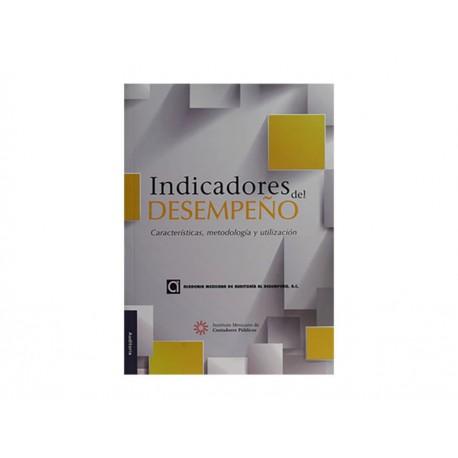 Indicadores del Desempeño Características Metodología y Utilización - Envío Gratuito