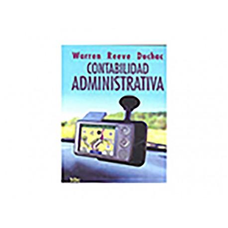 Contabilidad Administrativa - Envío Gratuito