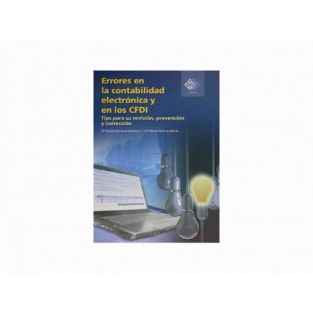 Errores en la Contabilidad Electrónica y en los CFDI - Envío Gratuito