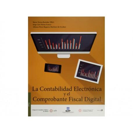 La Contabilidad Electrónica y el Comprobante Fiscal Digital - Envío Gratuito