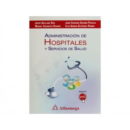 Administracion De Hospitales: Servicios De Salud - Envío Gratuito