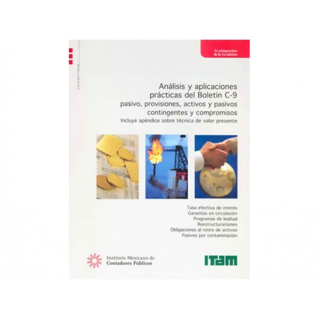 Análisis y Aplicaciones Prácticas del Boletin C-9 Pasivo - Envío Gratuito