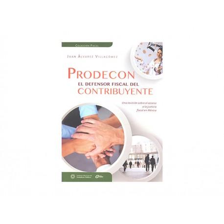 Prodecon El Defensor Fiscal del Contribuyente - Envío Gratuito