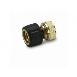 Conector de manguera 3/4 de pulgada Karcher 2.645-018.0 negro - Envío Gratuito