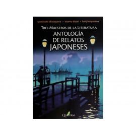 Antología de Relatos Japoneses - Envío Gratuito