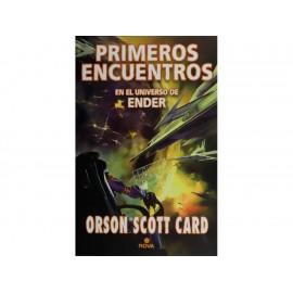 Primeros Encuentros en el Universo de Ender - Envío Gratuito