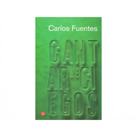 CANTAR DE CIEGOS - Envío Gratuito