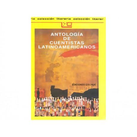 Antología de Cuentistas Latinoamericanos - Envío Gratuito