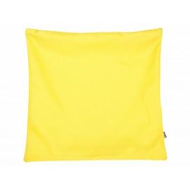 Funda para cojín Home Sweet Home Liso amarillo - Envío Gratuito
