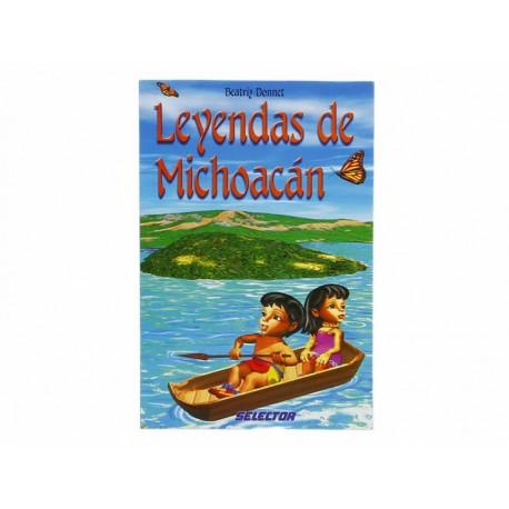 Leyendas de Michoacán Selector - Envío Gratuito