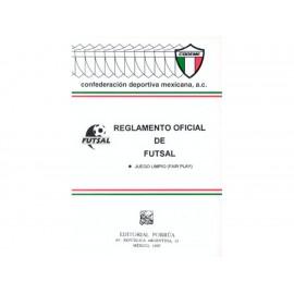Reglas Oficiales de Futsal - Envío Gratuito