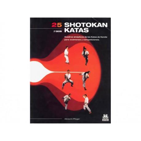 25 Shotokan Katas - Envío Gratuito