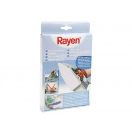 Suela para Planchas Rayen Blanco - Envío Gratuito