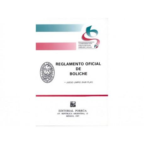 Reglas Oficiales de Boliche - Envío Gratuito