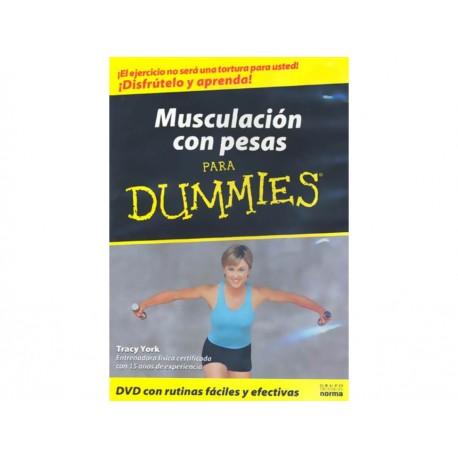 Musculacion con Pesas para Dummies - Envío Gratuito