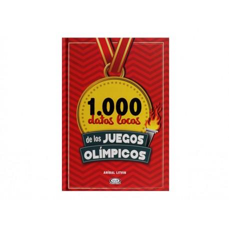 Mil Datos Locos de los Juegos Olimpicos - Envío Gratuito