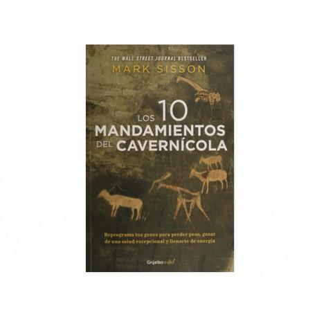 Los Diez Mandamientos del Cavernícola - Envío Gratuito