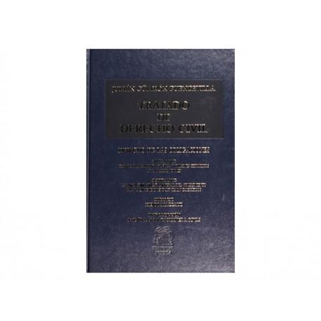 Tratado de Derecho Civil Tomo 13 - Envío Gratuito
