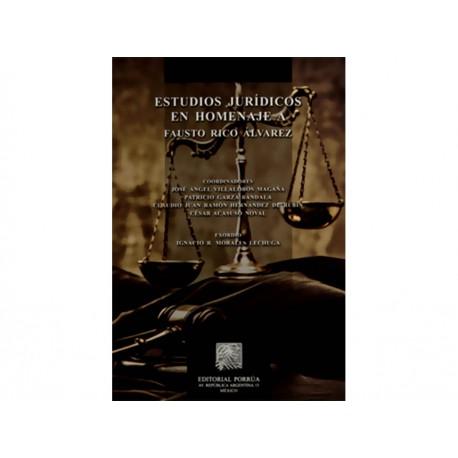 Estudios Jurídicos en Homenaje a Fausto Rico Álvarez - Envío Gratuito