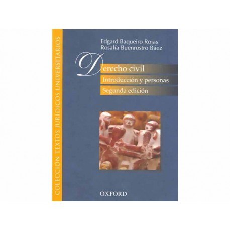 Derecho Civil Introducción y Personas - Envío Gratuito